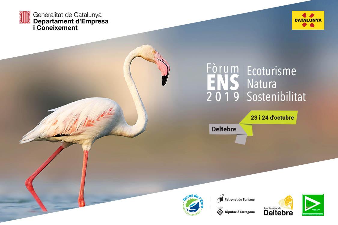 II Fòrum d'Ecoturisme, Natura i Sostenibilitat a Catalunya
